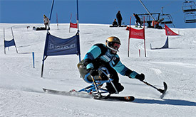Trainingsweek zitskien in La Molina-Spanje 2012